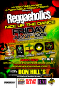Reggaeholics Nice Up The Dance