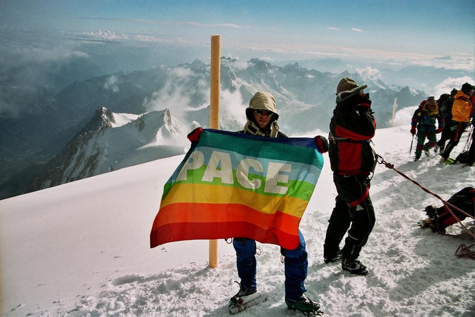 PATRIR Peaceworkers scaling new summits!