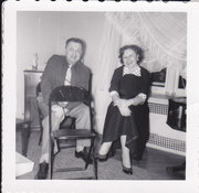 Harold Arthur Humes with Margaret Humes