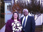 October 18, 2001 Our Wedding Day