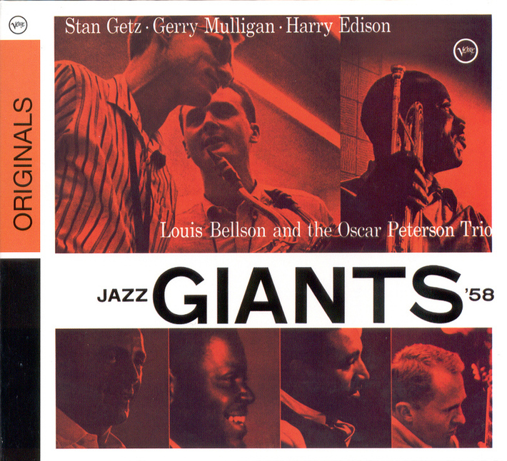 Stan Getz -Gerry Mulligan-Harry Edison