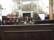 Sala Consiliare Provincia di Napoli