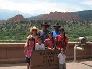 Us at The Garden of the Gods