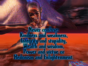 Never Confuse