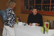 Rex Pickett,book signing
