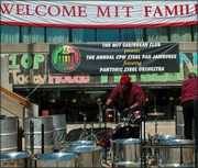 Pantonic Steel Orchestra @ MIT's Campus Preview Weekend - April 9, 2011