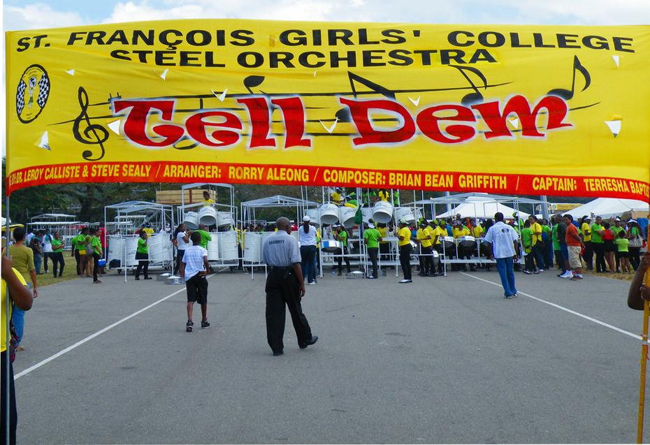 TELL DEM GIRLS ON THE DRAG