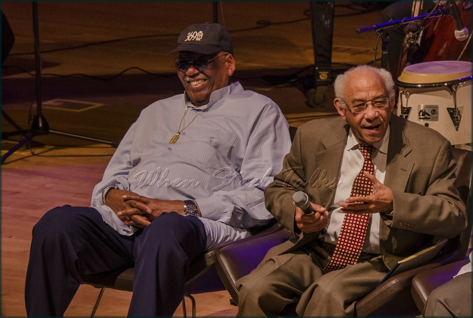 """Randy Weston and Dr. Acklyn Lynch - from: """"Randy Weston presents Symposium in the Drum - From Africa to the New World"""""""