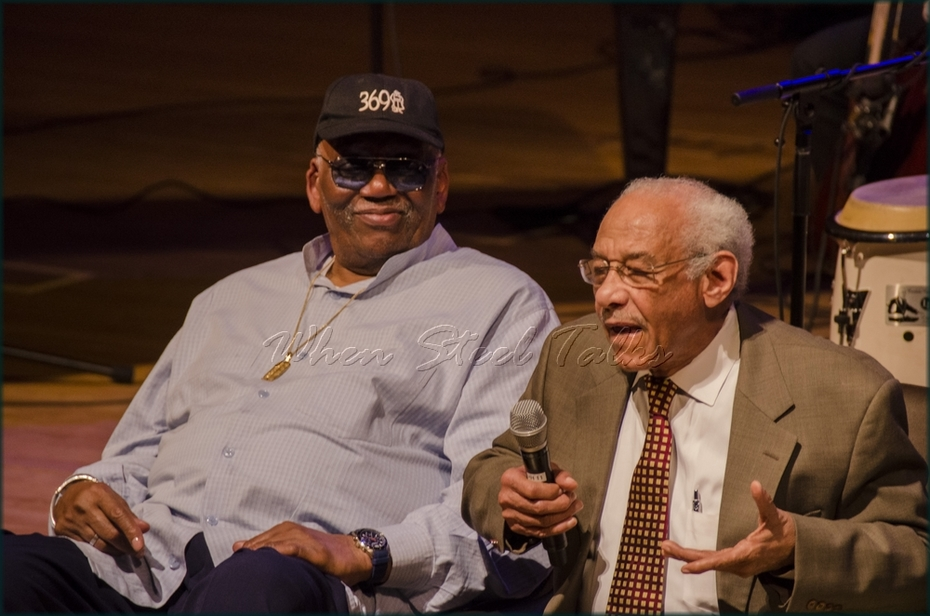 "Randy Weston and Dr. Acklyn Lynch - from: ""Randy Weston presents Symposium in the Drum - From Africa to the New World"""