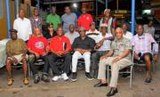 Trinidad All Stars Veterans from the early days , by Martin Albino