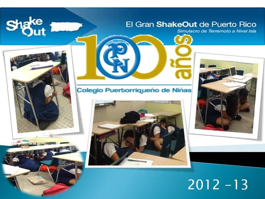 ShakeOut CPN PR 2012-13
