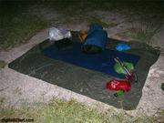Simplest of camps - www.kayakfari.com