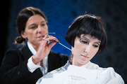 Sassoon Academy [sponsored by Wella] at Intercoiffure America Canada Fall Atelier