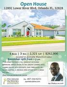 Waterford Lakes Open House