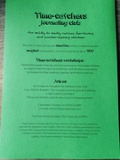 Time-catchers journaling club for children