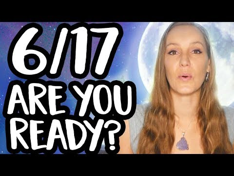 Full Moon June 17th - 5 Things you Need To Know About the SOLSTICE Full Moon Energy