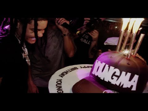 Young M.A Celebrates Birthday In Dubai and does it up BIG !(Official Vlog)