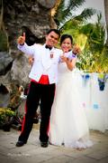 Dear-Pui's wedding