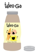 Package Design : Well-Ga Healthy Drink