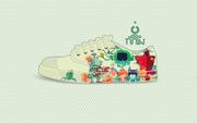 Graphic Design : NanYang Shoes