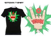 101TOWN T-Shirt [Design]