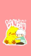 Bambam n Little D