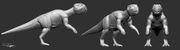 Dinosaur [Psittacosaurus]