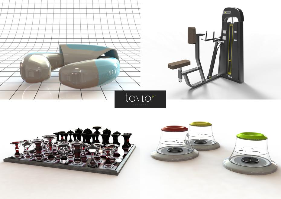 3D Rendering Gallery