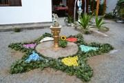 homenagem ao arcanjo Miguel