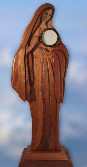 Maria, Mulher Eucarística