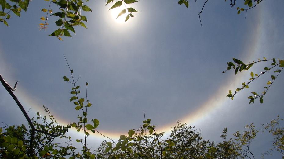 Halo Solar de 4 de setembro
