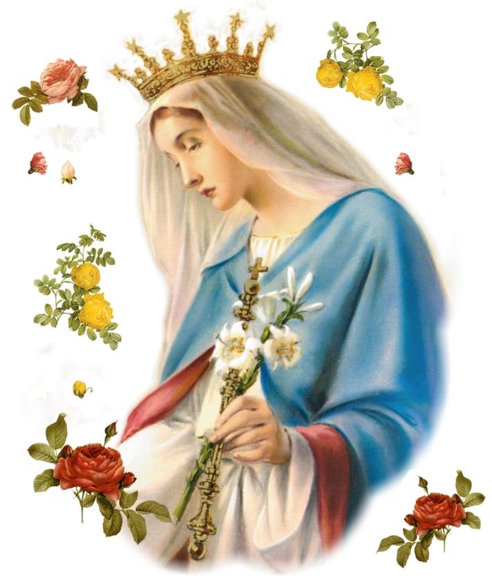 Nossa Senhora Rainha das Rosas