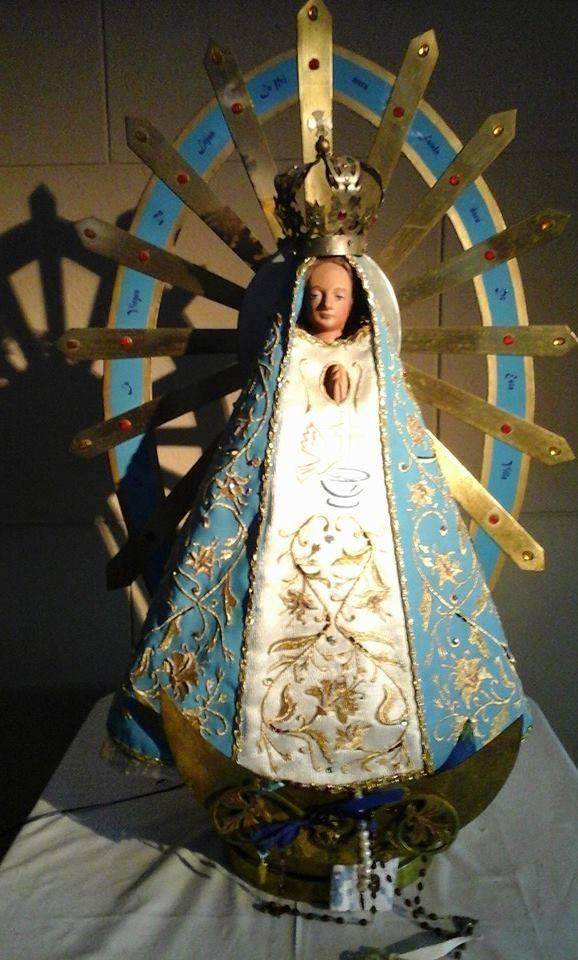 Virgen de Lujan Argentina