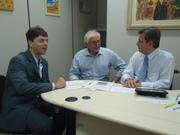 Reunião na Câmara Municipal de BH MG