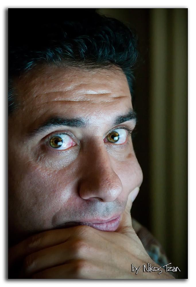 Πορτραίτο στα 3200 ISO