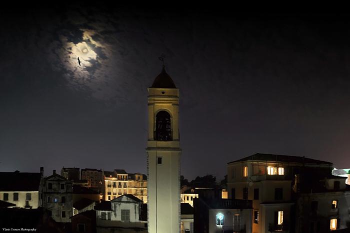 Νυχτερινό Κέρκυρα 5 10.2011