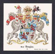 Graf Douglas, 1654