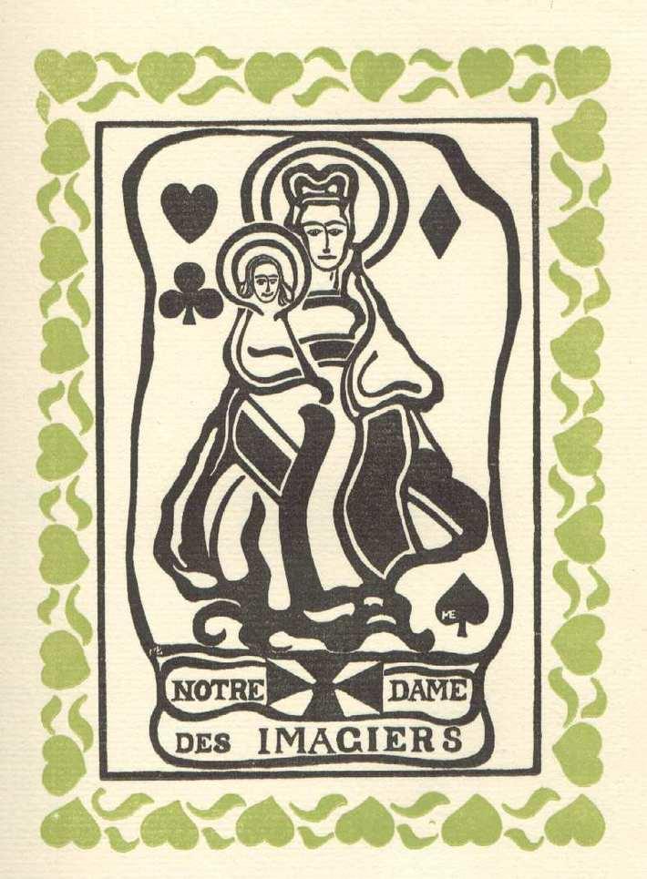Notre-Dame des imagiers