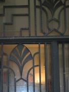 La Maison du Livre (détail porte)