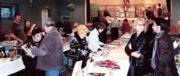 Salon du livre au titre Bouquins en fête 17 février 2013 à Fontenay sur Loing