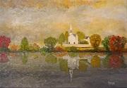 La chapelle du lac aux fées