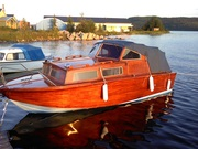 våran båt