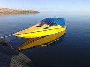 Gilbert yacht 21 med kapell