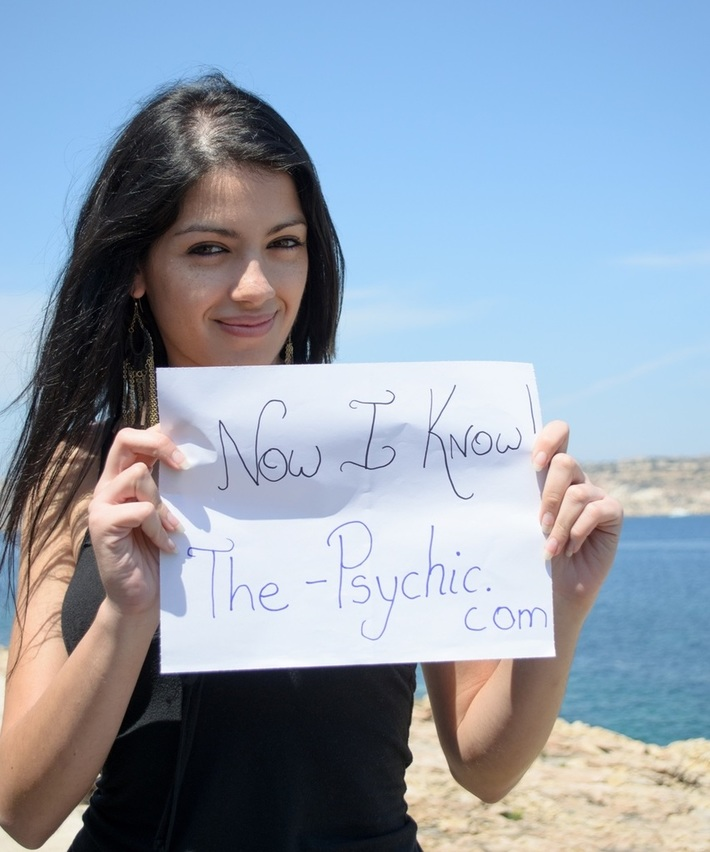 Now I Know thanks Beverly Hills Psychic Christopher Golden