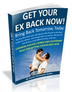 Get Your Ex Back Now eBook by Psychic Christopher Golden