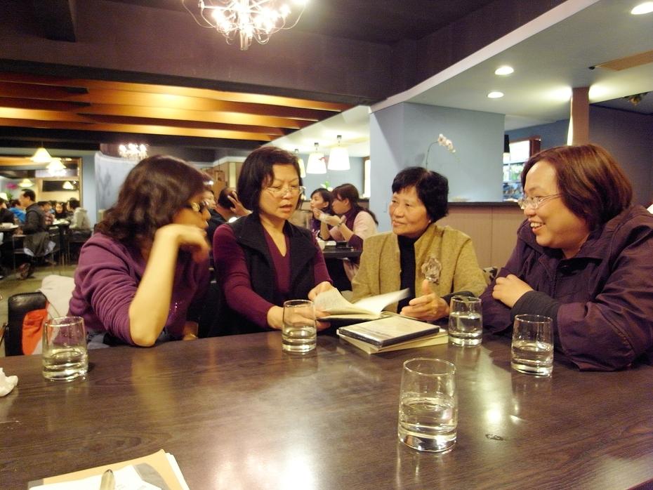 台語文學下午茶