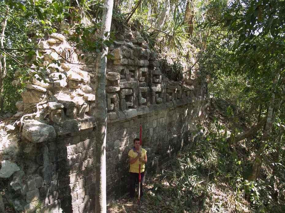 Witziná, Yucatán.