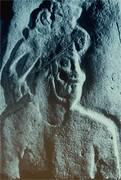 detalle de la estela 1-A de la yerbabuena veracruz