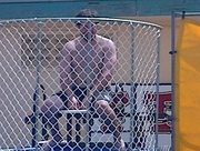 Dunk Tank Day-Jason Hill Tamiami Colts President