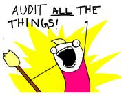 AuditAllTheThings